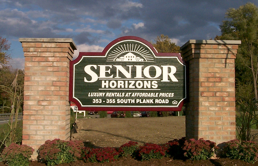 Affordable Luxury Senior Housing Complex In Orange County U2013 Senior Horizons  At Newburgh Has Active Adult