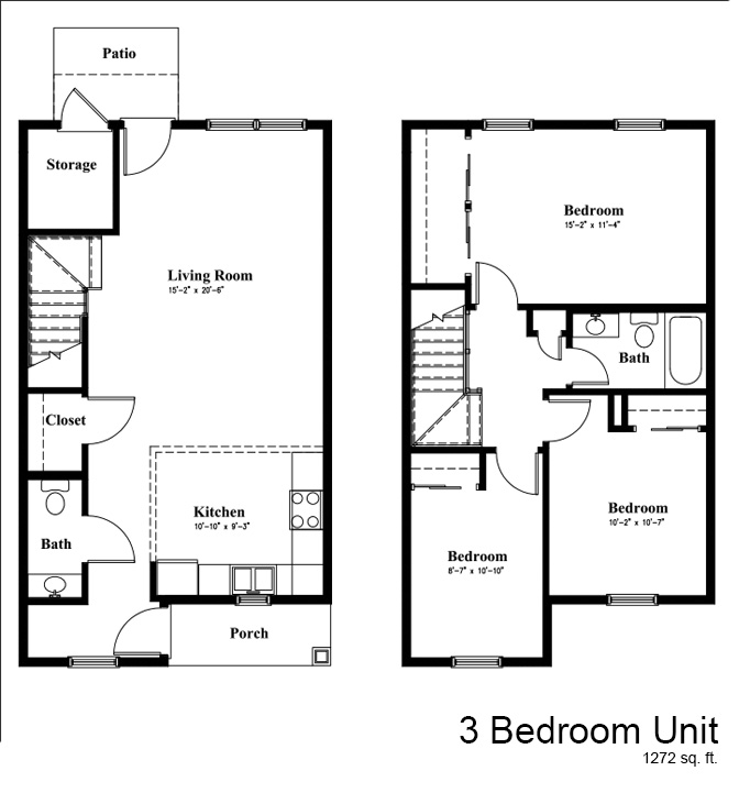 3 Bedroom Apartments Nj: Affordable Housing New Windsor NY