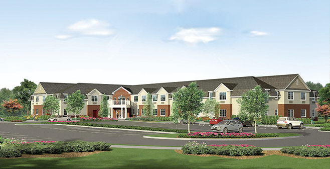 Kershaw Commons Special Needs Housing Development