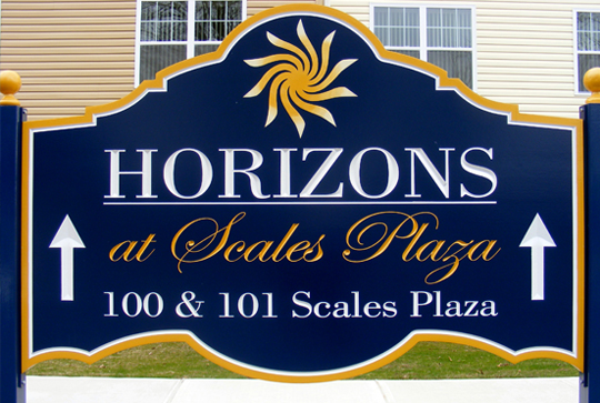 Luxury senior housing complex in Passaic County – Horizons at Scales Plaza has active adult apartments with many amenities