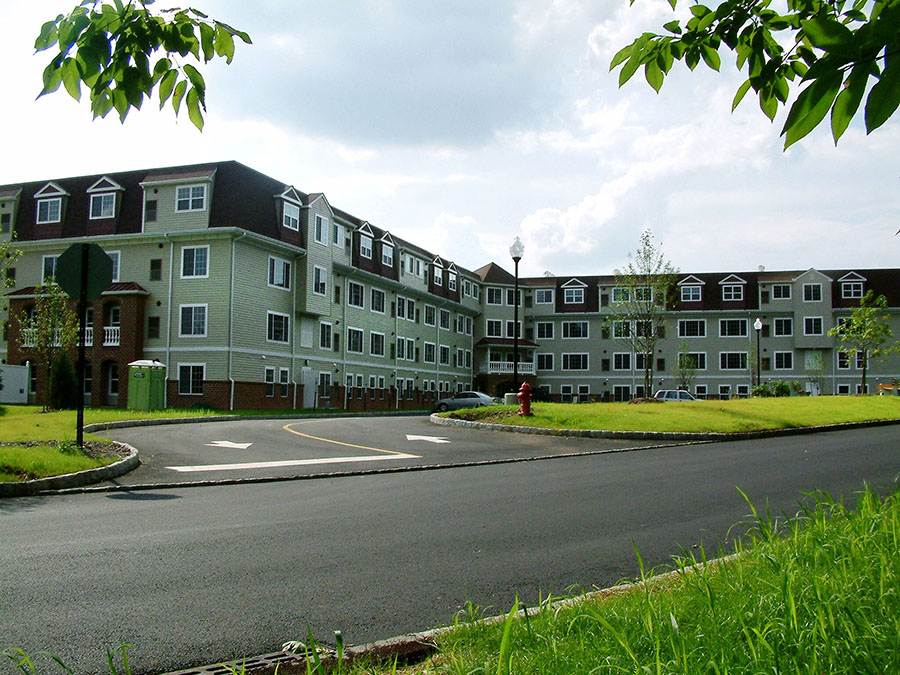 Senior Horizons At Clifton Regan Development