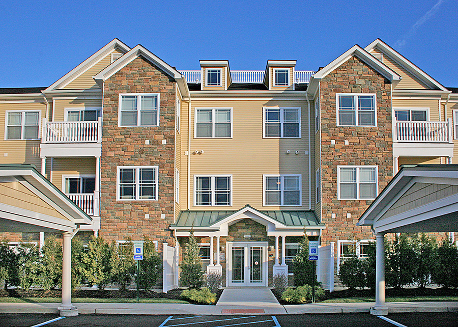 Senior housing active adult apartments rockland county for Seniors house
