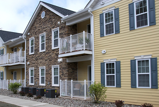 Affordable and Senior Housing rentals in Sullivan County's Liberty NY – Liberty Commons
