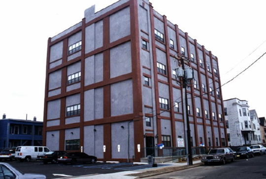 Affordable Housing Complex in Paterson, NJ – many accessible units for the disabled.